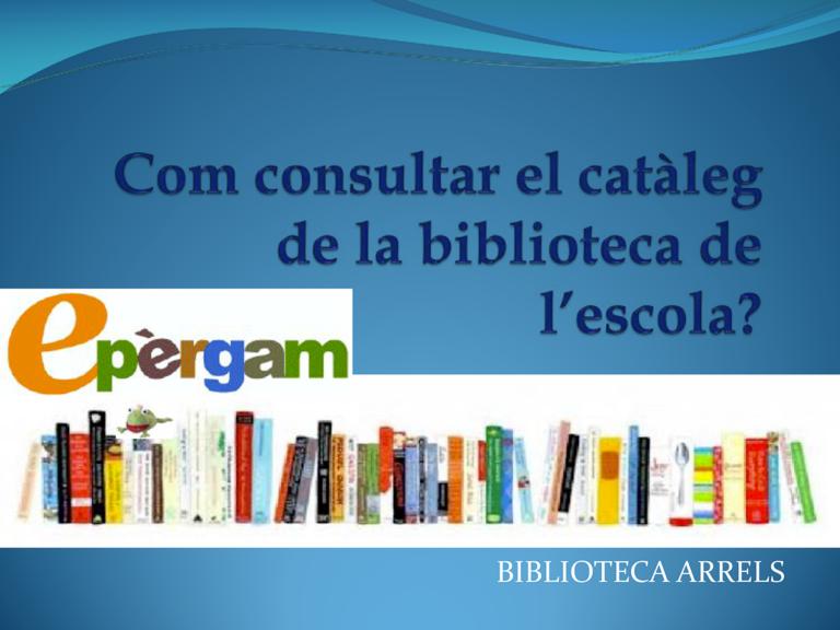 PRESENTACIÓ BIBLIOTECA-1