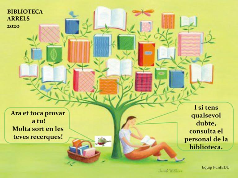 PRESENTACIÓ BIBLIOTECA-21